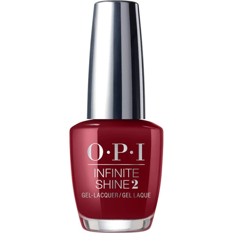 OPI Infinite Shine Nagellak Unequivocally Crimson (ISL09)