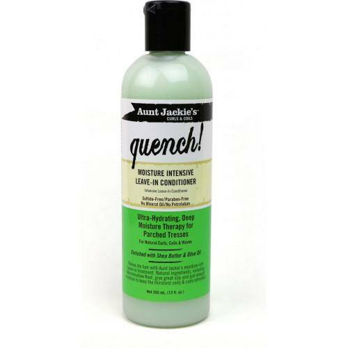 Aunt Jackie's Quench! Leave-In Conditioner 355ml