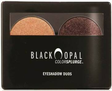 Black Opal Eyeshadow Duo Brazen Flame