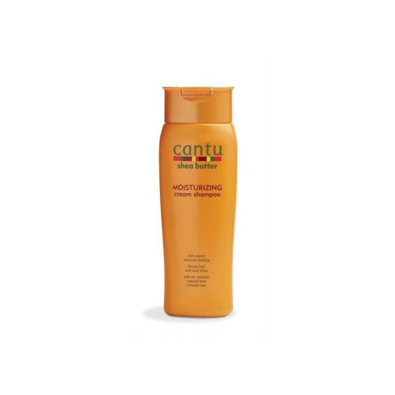 Cantu Shea Butter Moisturizing Cream Shampoo (400ml)