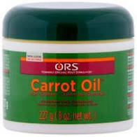 ORS Carrot Oil Hair Creme 8 oz.