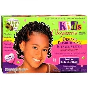 KIDS ORIGINALS NATURAL CONDITIONING  RELAXER SYSTEM