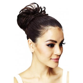 Hair Couture Luxury Ponytail Smooth Hair Ring