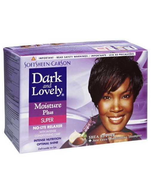 DARK AND LOVELY MP RELAXER KIT SUPER