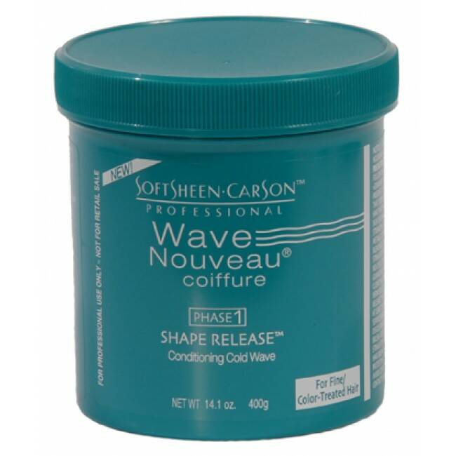 Wave Nouveau Phase 1 Shape Release for Normal / Medium Hair (851gr)