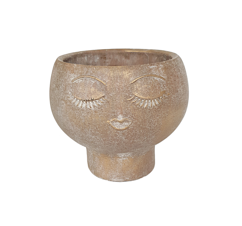 Pot | Planter face