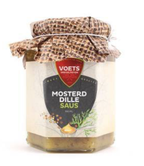 Mosterd dille saus