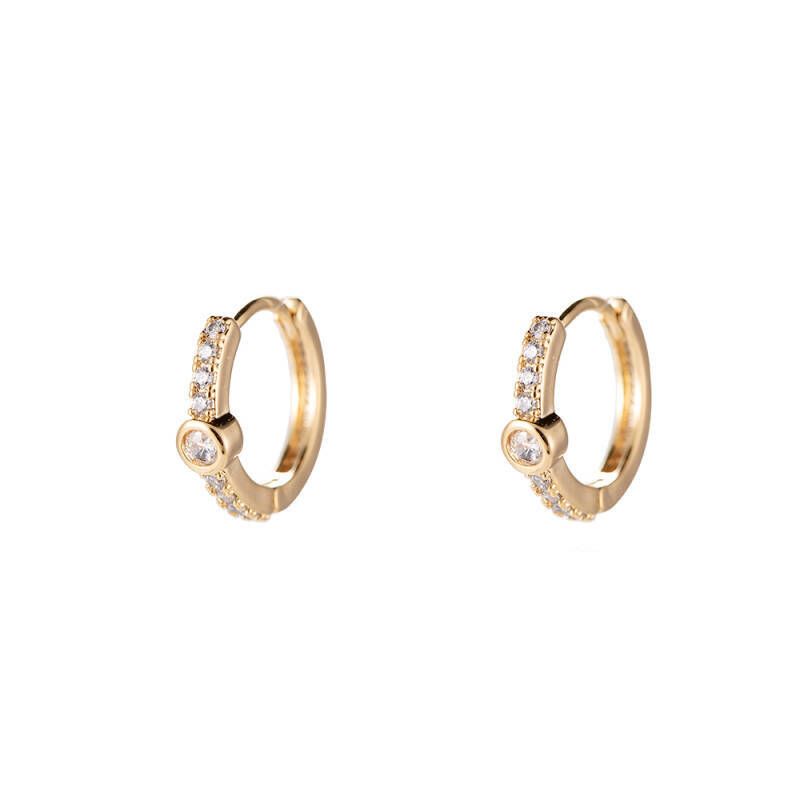 Charlize hoops