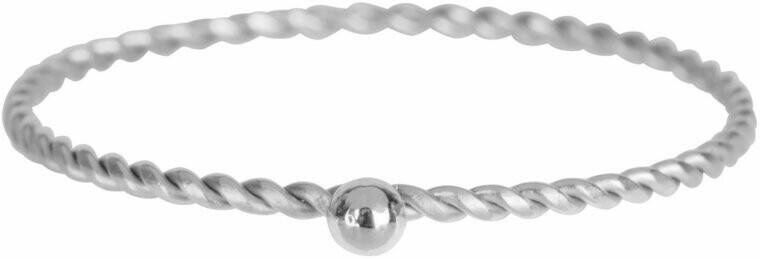 Dot twisted ring