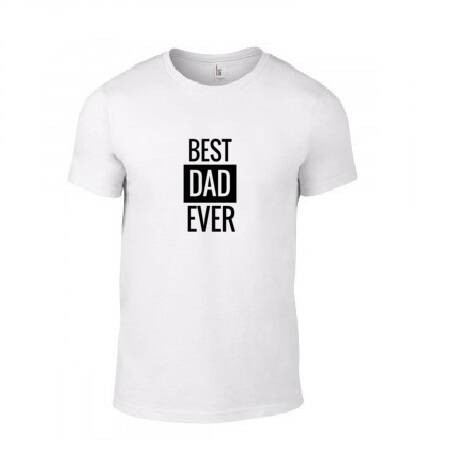 'BEST DAD EVER' T-Shirt