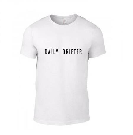 'DAILY DRIFTER' T-Shirt