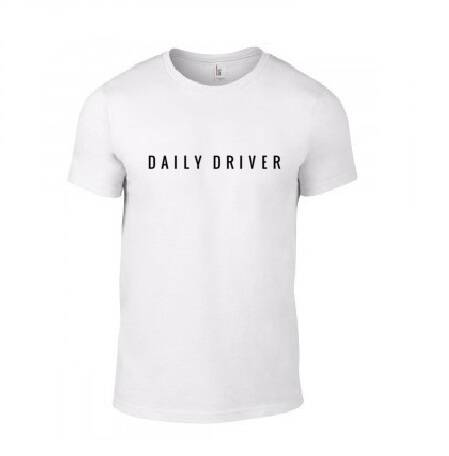 'DAILY DRIVER' T-Shirt