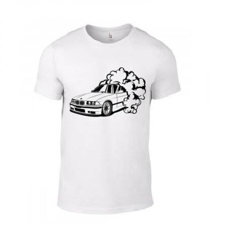 Kids T-Shirt 'E36 Burn Out'