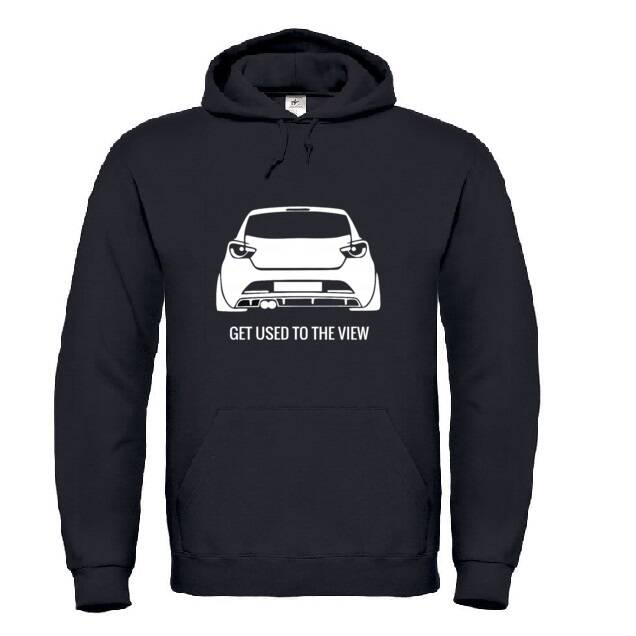 SC 'GET USED TO THE VIEW' Hoodie