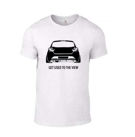 SC 'GET USED TO THE VIEW' T-Shirt