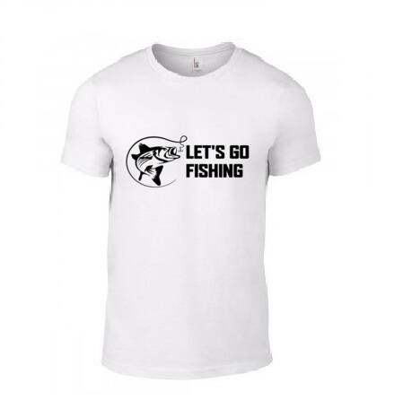 'LET'S GO FISHING' T-Shirt