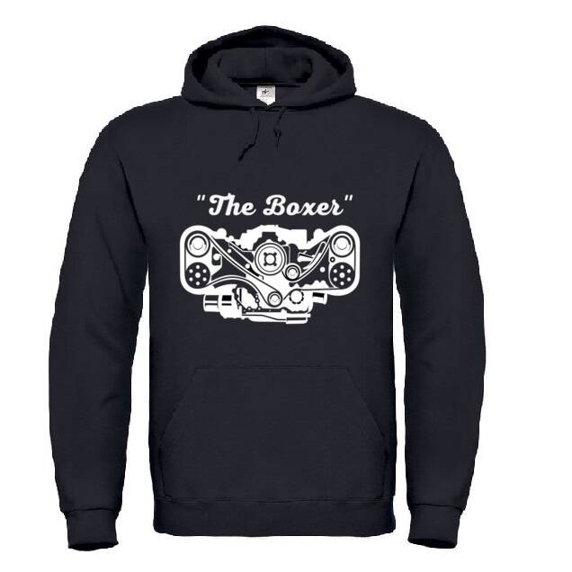 'The Boxer' Hoodie