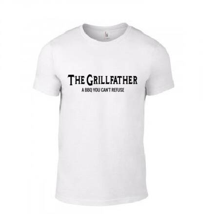 'The Grillfather' T-Shirt