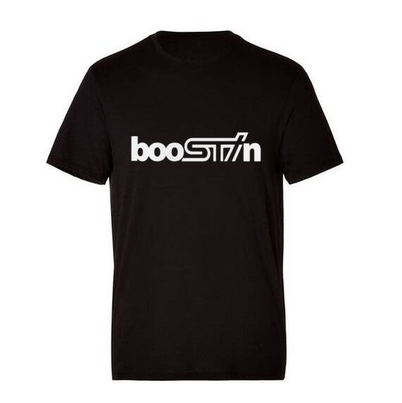 'booSTIn' T-Shirt Glow In The Dark