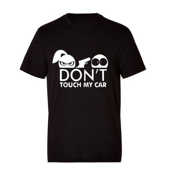 'DONT TOUCH MY CAR' T-Shirt