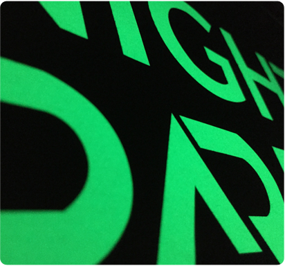 '' T-Shirt Glow In The Dark