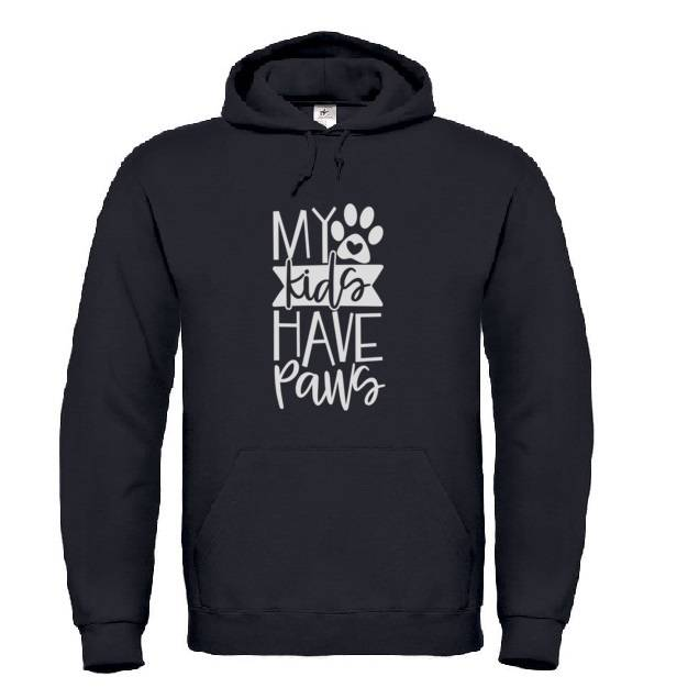 Dog 'My Kids Have Paws' Hoodie
