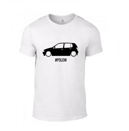 '#POLOW' T-Shirt