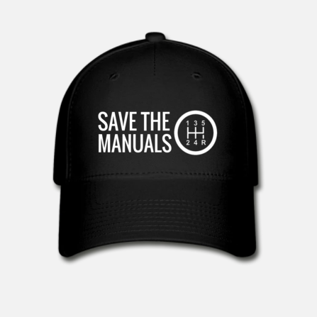 Pet 'SAVE THE MANUALS'