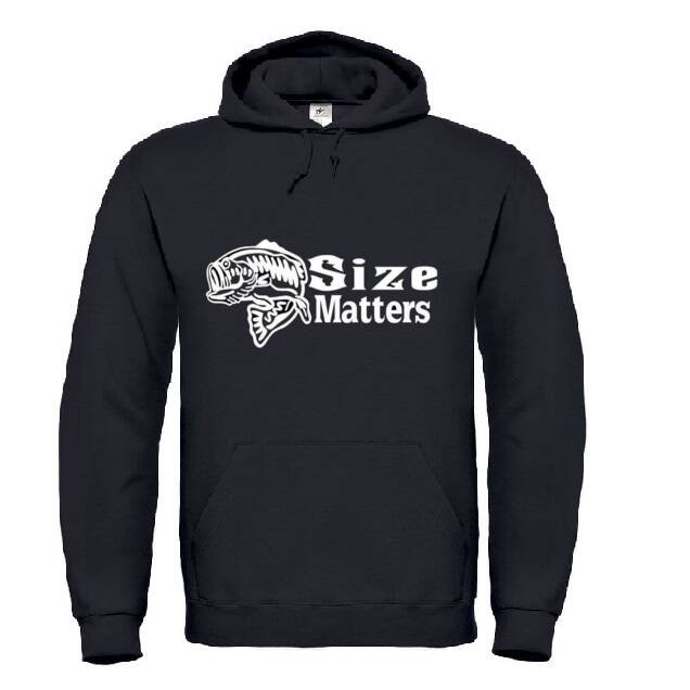 'SIZE MATTERS' Hoodie