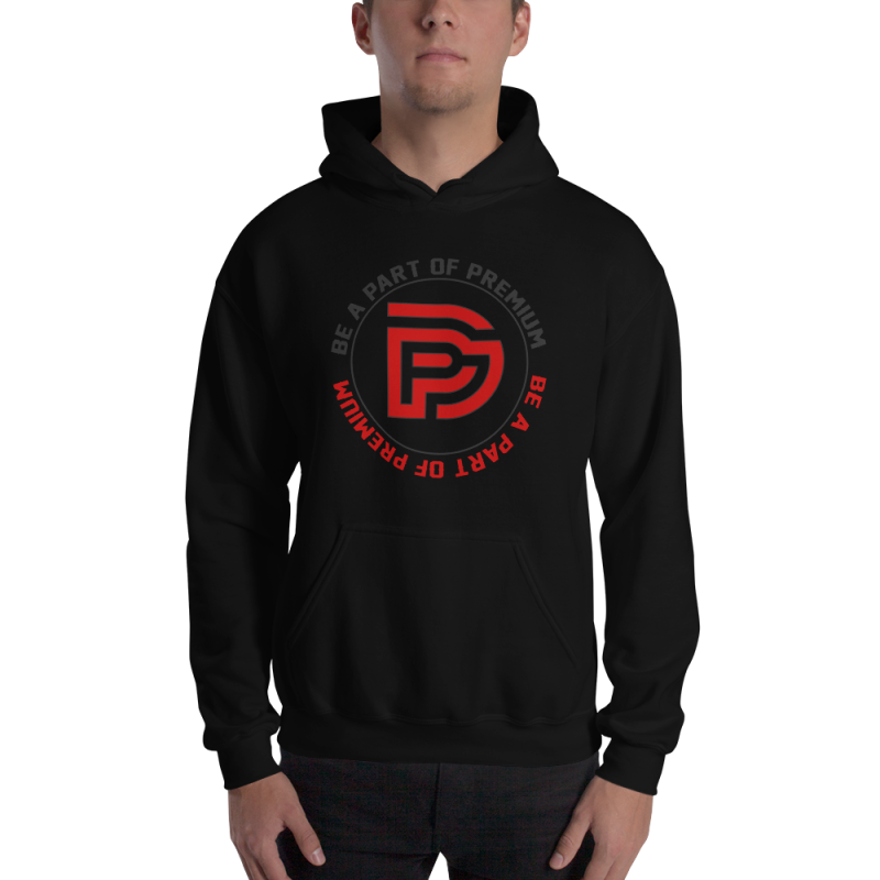 """Heavy Blend Hoodie """"BE A PART OF PREMIUM"""""""