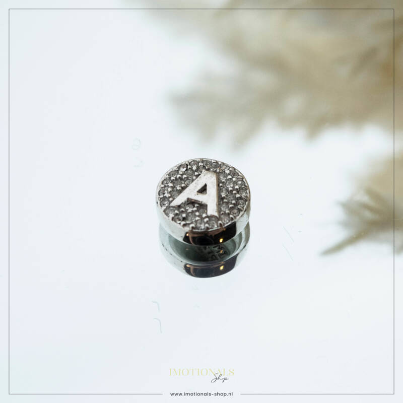 Imotionals Crystal Letter A