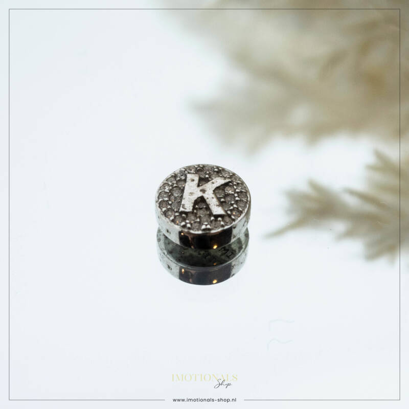 Imotionals Crystal Letter K