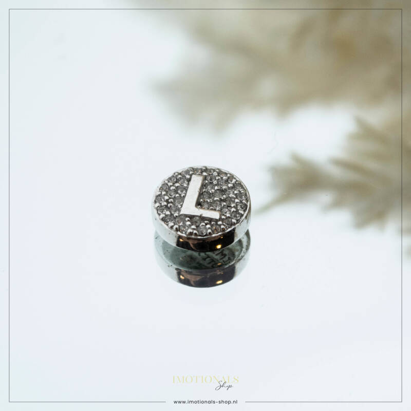 Imotionals Crystal Letter L