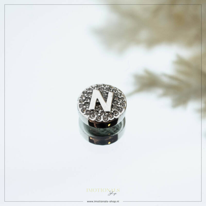 Imotionals Crystal Letter N