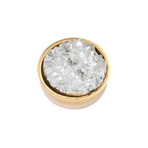 iXXXi top part drusy crystal goud
