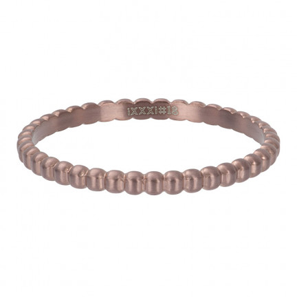 iXXXi Ring Tiny Beads Brown - R02802-09