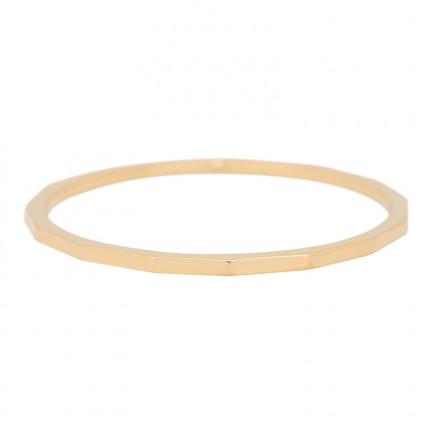 iXXXi Ring Angular Gold Color - R03903-01