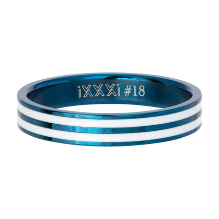 ixxxi 4mm double line blauw