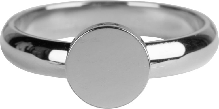 Charmins ring pudgy seal ring round steel