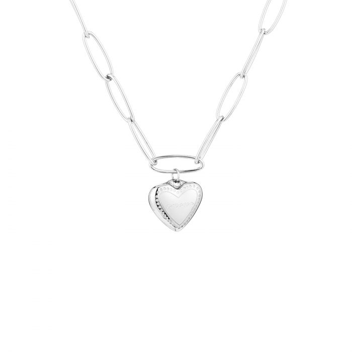 Sunset ketting JE11880 - SILVER