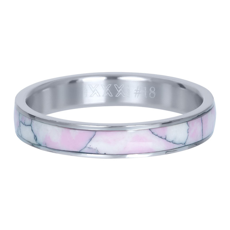 iXXXi ring 4mm Pink paradise R03706-03
