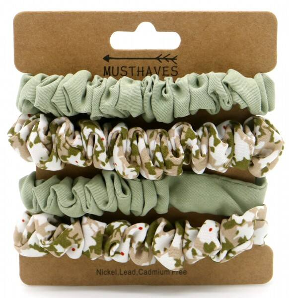 Scrunchies forest