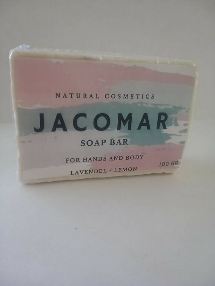 Soapbar Hands and Body 100gr