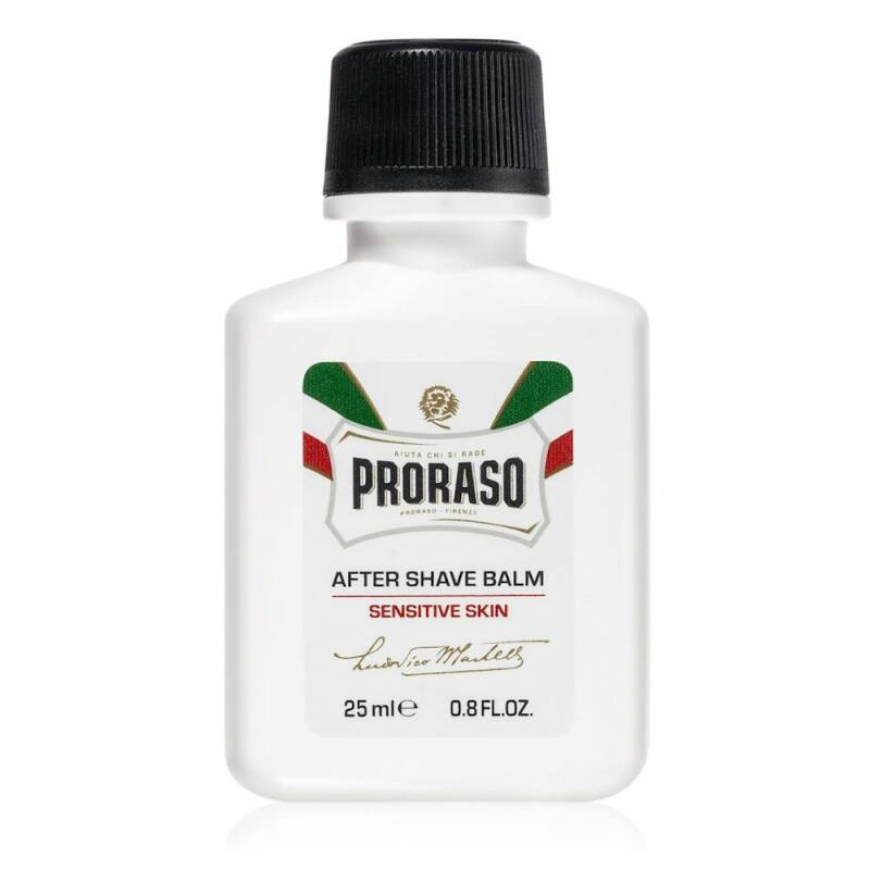 Proraso aftershave wit reisformaat