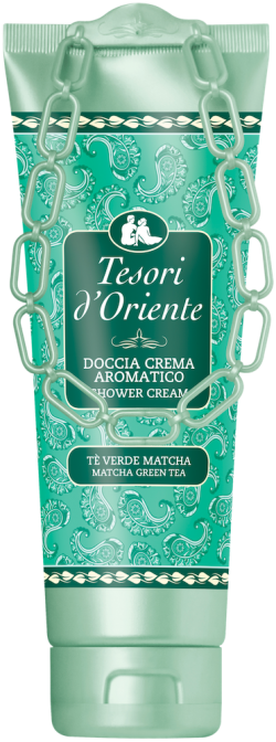 Tesori d'oriente green tea matcha douchegel