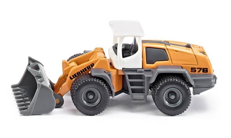 Siku 1477 Liebherr Wheel Loader (1:87)