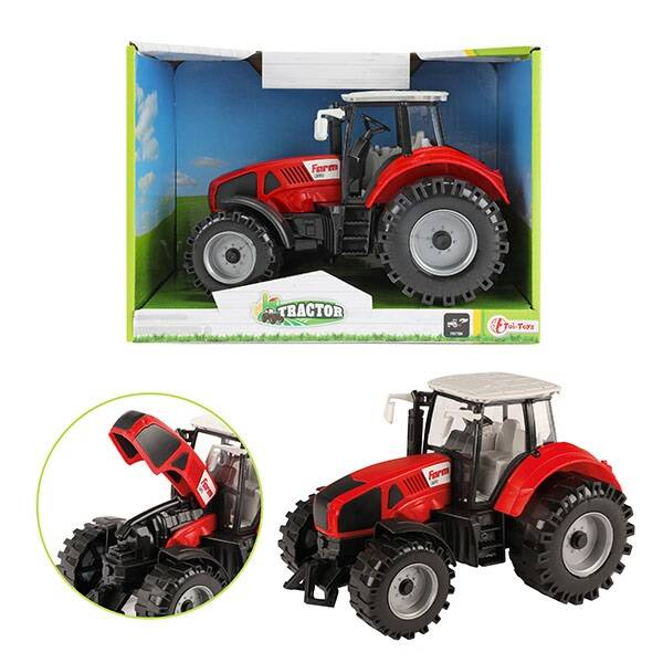 TRACTOR Tractor Rood