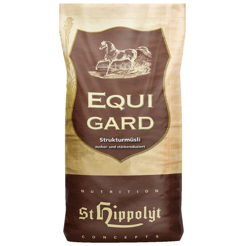 St. Hippolyt - Equigard Classic - 25 kg