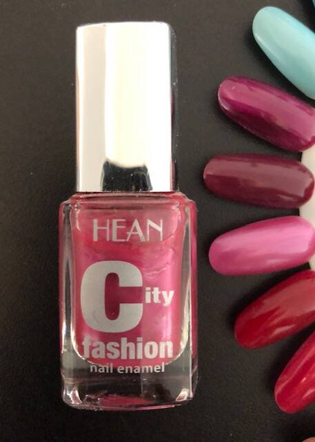 Hean nagellak 10ml - Metallic paars