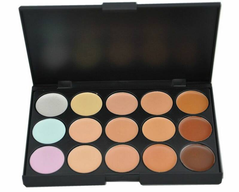 Make up concealer palette 15 kleuren